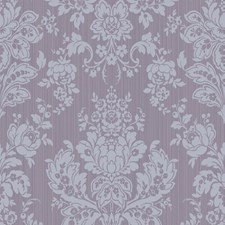 Plum Print Wallcovering by Cole & Son