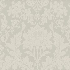 Old Olive Print Wallcovering by Cole & Son
